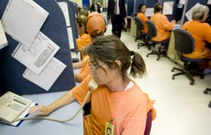 Female inmates emerge from prison with job skills