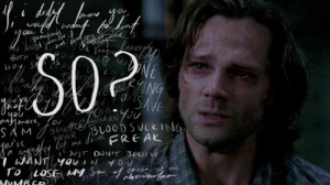 ... trials, you're dead, Sam.