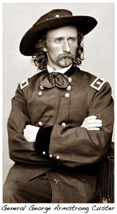 George Armstrong Custer, George Custer, Civil War Generals