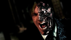 Two-Face: It's not about what I want , it's about what's fair !