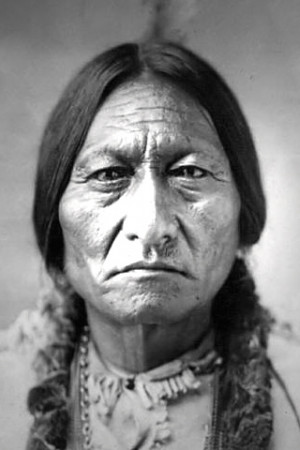 Chief Sitting Bull iPhone Wallpaper Download