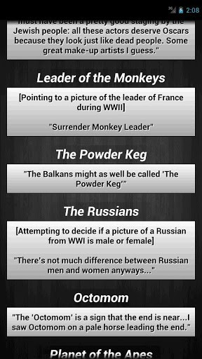 funny european history quotes from an ap european history teacher jim ...