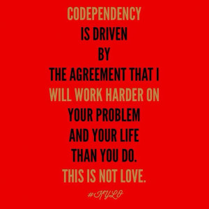 codependency quotes
