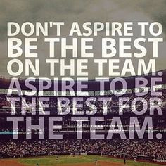 team quotes, team work quotes, sports inspiration, baseball team ...