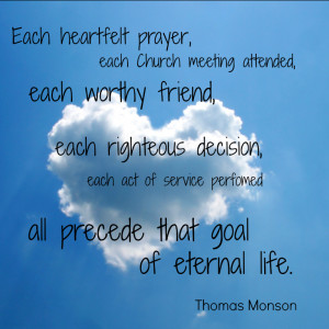this is truly the gospel of jesus christ in action said elder randall ...
