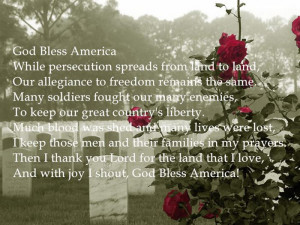 Best Christian Memorial Day 2015 Stories Poems