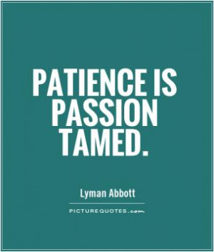 Confucius Quotes On Patience