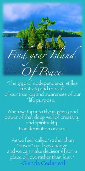 Healing codependency www.GlendaCedarleaf.com