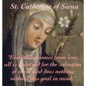 name)Catherine Ponder Quotes, Jesus Christ, Saint Catherine Of Siena ...