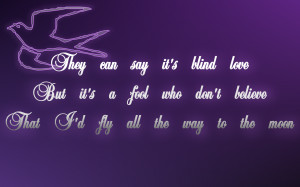 Save The World - Bon Jovi Song Lyric Quote in Text Image