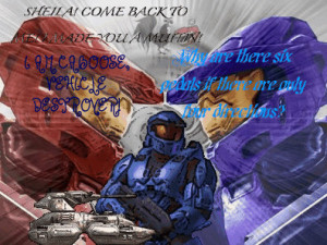 Great RvB Quotes: Caboose by Codemidnight