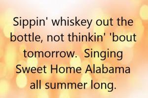 Rock Music Lyric Quotes Kid rock - all summer long - song lyrics, song ...