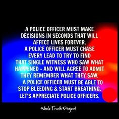 Police Officer Wife Quotes | Proud Wife of a Police Officer!! More