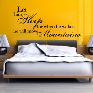 Wall Decals Quotes Vinyl Stickers Home Decor Removable DIY Wall ...