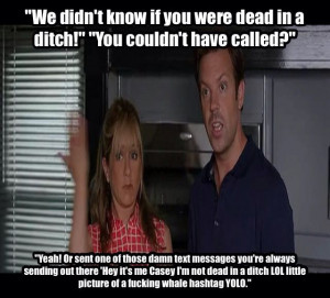 Check out my thoughts on We're The Millers at http://tmblr.co ...