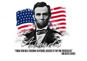 and the union address. Would not Abraham Lincoln Quote On Freedom ...