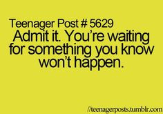 TEENAGER POST quotes More