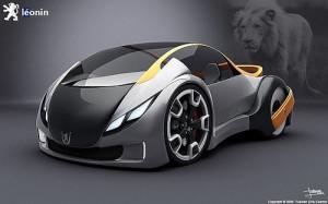 Peugeot Leonin – Electric Car