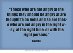 Quotes ~ Anger, Hatred, Bitterness..