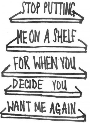 ... put, quote, shelf, stop, style, text, typography, vintage, want, words
