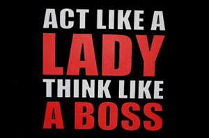 ... Hoodies › Funny Hoodies › Act Like A Lady Think Like A Boss Hoodie
