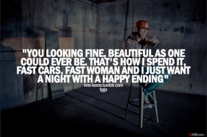 Rapper, tyga, quotes, sayings, you looking fine