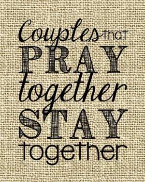 Couple Praying Together   Couples that PRAY Together STAY Together ...