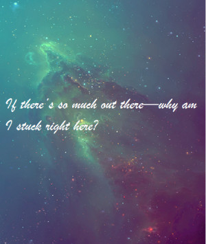 artsy pictures #artsy quotes #space #cool space #edits