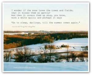 Winter, quotes, season, sayings, positive, love