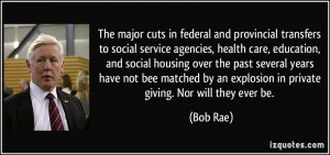 to social service agencies, health care, education, and social ...