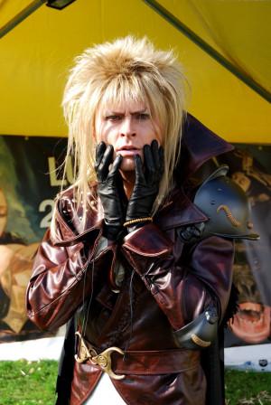 Jareth Labyrinth Goblin King Cosplay