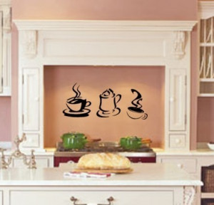 Modern Vinyl Wall Art Decals | Wall Stickers | Wall Quotes
