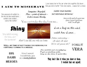No Power in the Verse Firefly Quotes