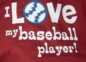 Love My Player Shirt Football, Baseball, Soccer, T-Ball, Baskeball ...