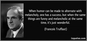 More Francois Truffaut Quotes