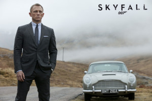 HD Wallpapers for iPhone 5 - James Bond 007 Skyfall Wallpapers