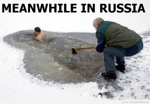 ... meanwhile russian ghetto funny pictures quotes pics photos Pictures