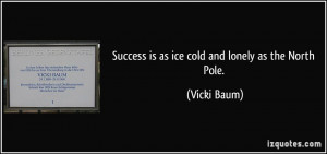 Ice Cold Quotes