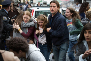 World War Z Quotes - 'Every human being we save is one less zombie to ...