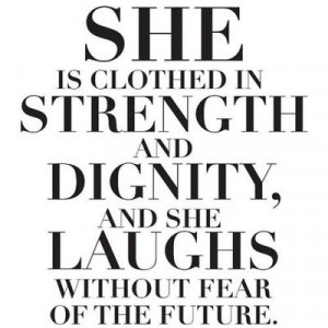 For all the amazing women I know