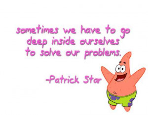Things Everyone Can Learn From SpongeBob SquarePants' Patrick Star