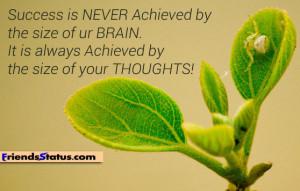 Success Life Quotes Picture