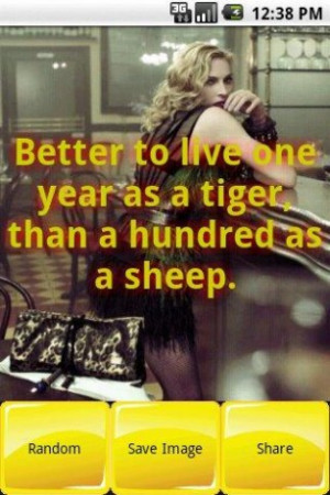 Madonna Quotes and Images