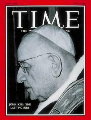 Time - Pope John XXIII - June 7, 1963 - Pope John Paul XXIII ...