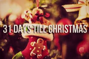 31 Days Till Christmas christmas christmas ornaments christmas quotes ...