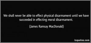 More James Ramsay MacDonald Quotes