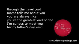 FATHERS DAY CARDS UNBORN BABY