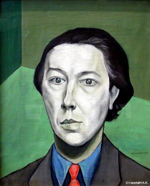 André Breton est un écrivain, poète, et théoricien du surréalisme ...