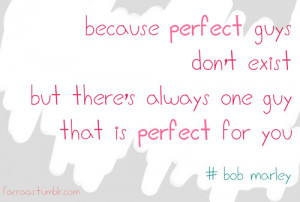 The perfect guy for ME?