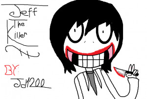 Jeff The Killer Deviantart